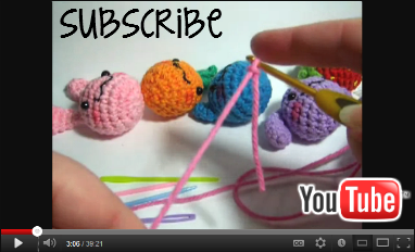 Crocheting Youtube Videos : Nerdigurumi - Free Amigurumi Crochet Patterns with love for the Nerdy ...