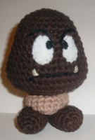 Goomba Amigurumi Crochet