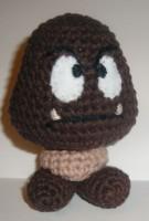 Goomba Amigurumi Crochet