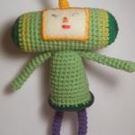 Katamari Damacy - Amigurumi Crochet Katamari Prince