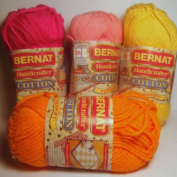 Bernat Handicrafter Cotton