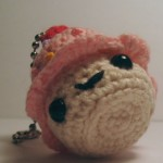 Itty Bitty Amigurumi CuppyCake - Bottom View