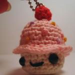 Itty Bitty Amigurumi CuppyCake - Chain