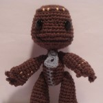 Amigurumi Sackboy from Little Big Planet