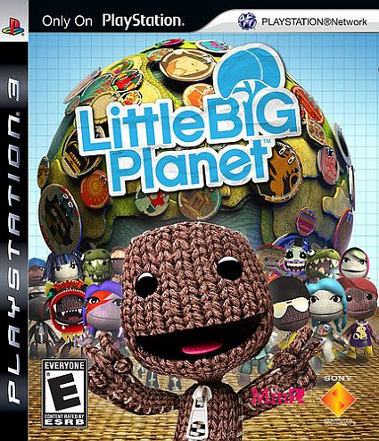Little Big Planet Sackboy ? with Pattern