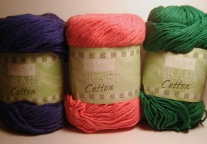 Village Yarn Craft Cotton