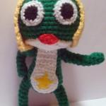 Keroro Guno - Sgt Frog Sassy Pose