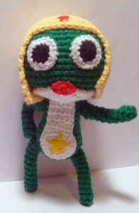 Keroro Gunso - Sgt Frog Sassy Pose