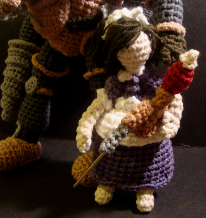 Nerdigurumi free amigurumi crochet patterns with love for the nerdy