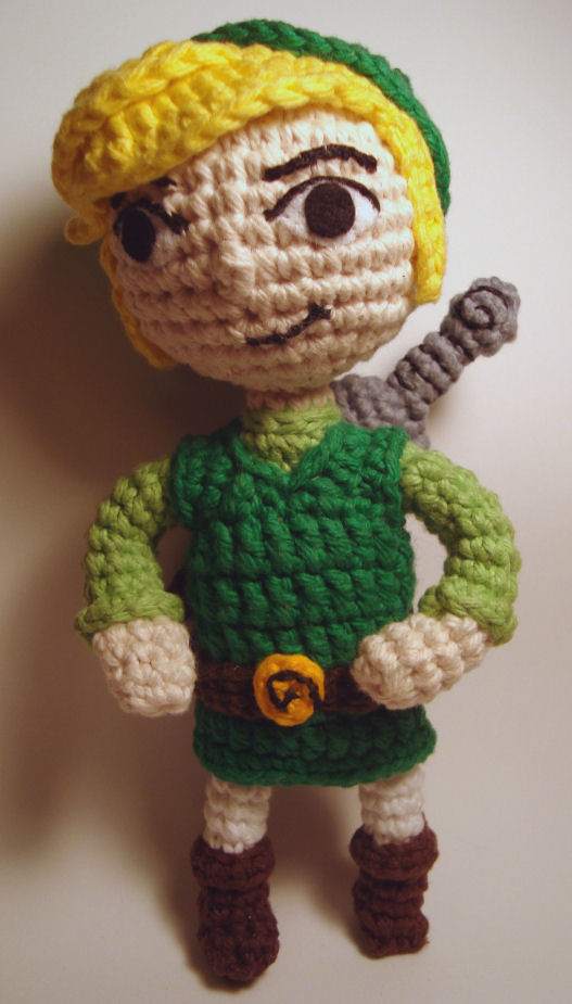 Crochet Zelda Patterns : Nerdigurumi - Free Amigurumi Crochet Patterns with love for the Nerdy ...