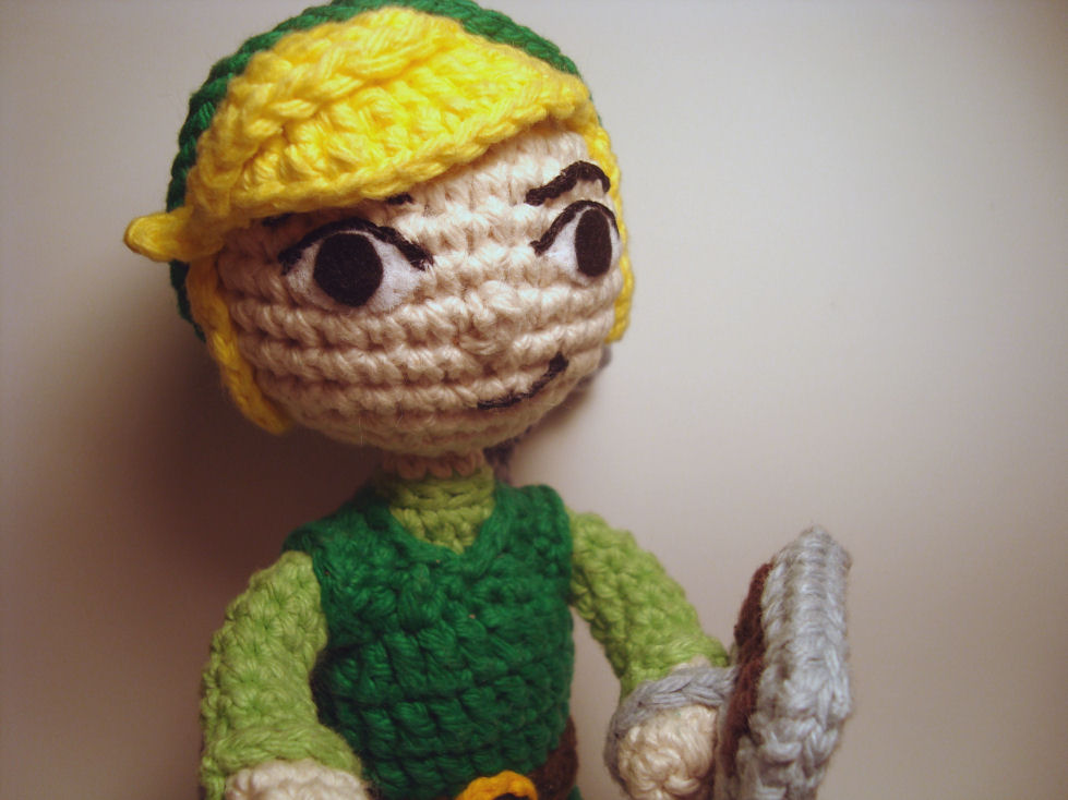 Amigurumi Zelda Pattern : Nerdigurumi free amigurumi crochet patterns with love for the