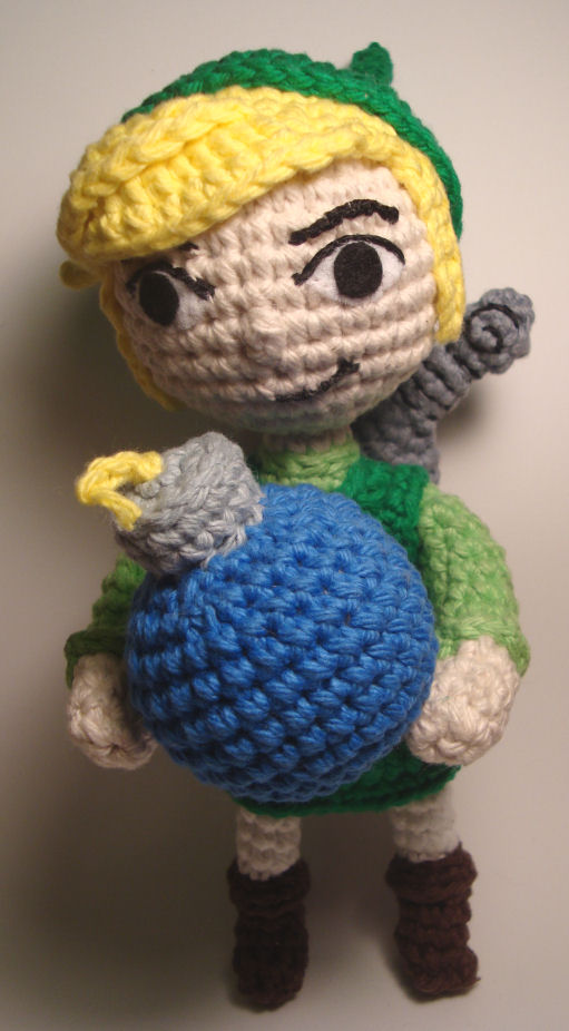 Free Amigurumi Crochet Patterns with love for the Nerdy ? ? Legend ...