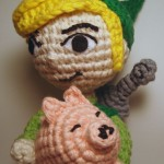 Legend of Zelda - Toon Link Amigurumi