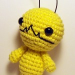 Alien Hominid Amigurumi
