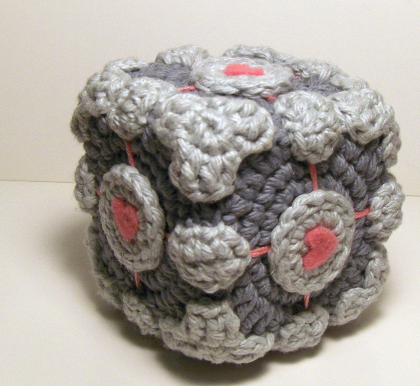 Amigurumi Cube Tutorial : Nerdigurumi - Free Amigurumi Crochet Patterns with love ...