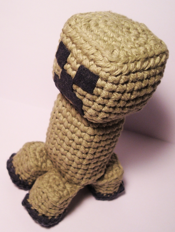 Free Crochet Patterns For Minecraft : Nerdigurumi - Free Amigurumi Crochet Patterns with love ...