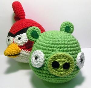 Angry Birds Amigurumi Pattern