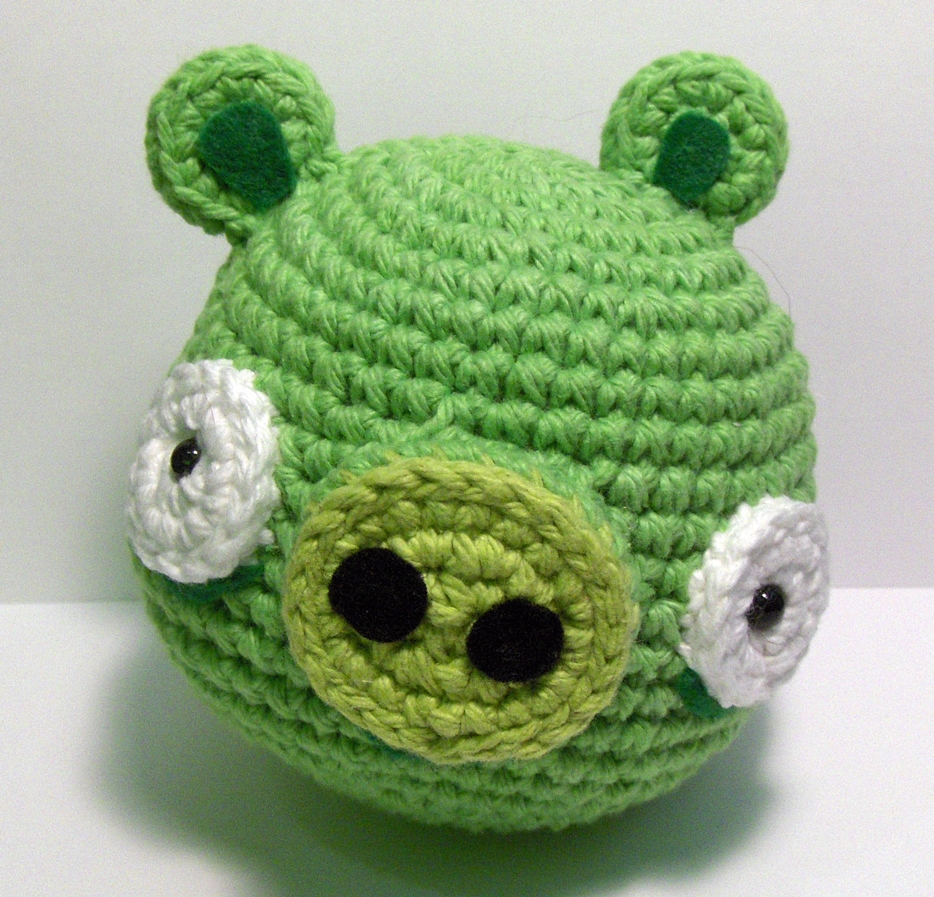 Black Angry Bird Amigurumi Pattern : Nerdigurumi - Free Amigurumi Crochet Patterns with love ...