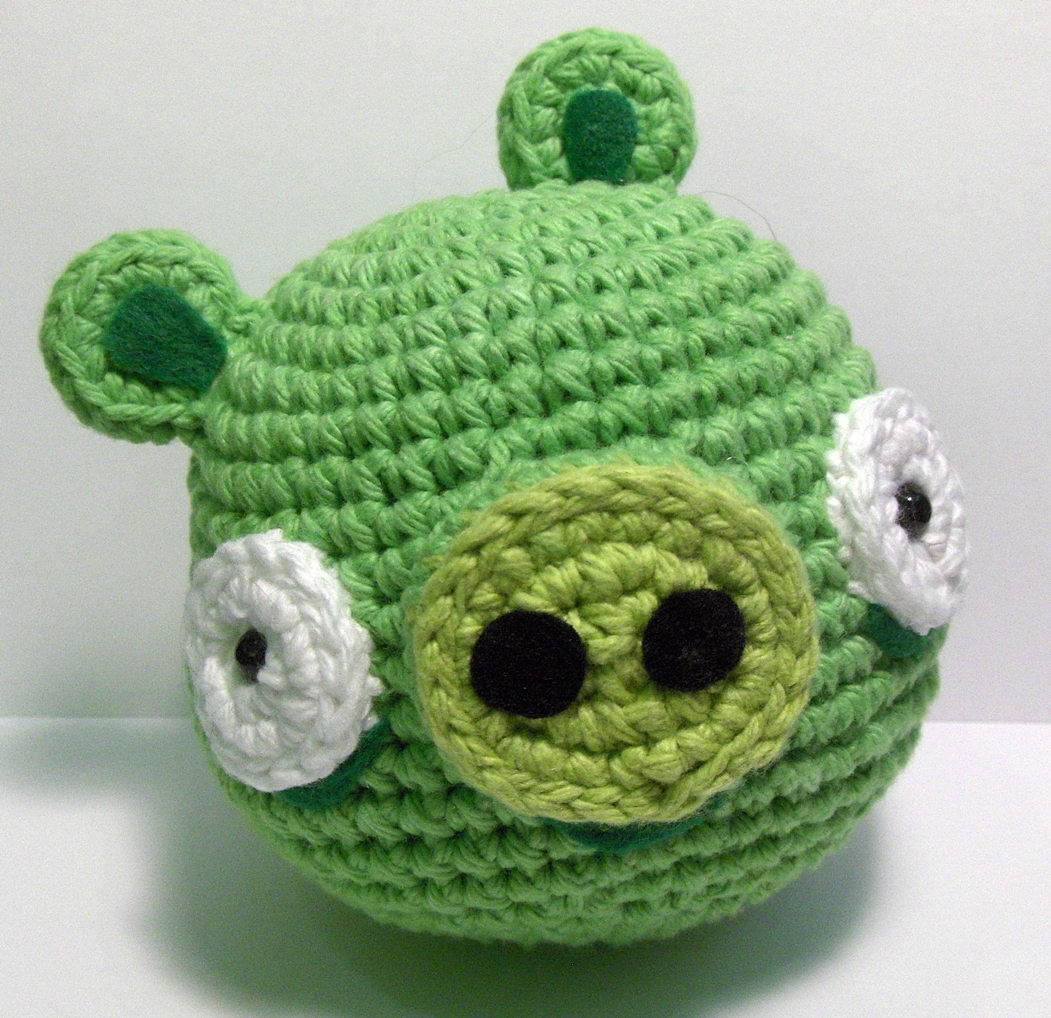 Amigurumi Minecraft Pig : Nerdigurumi - Free Amigurumi Crochet Patterns with love ...