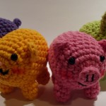 Chubby Amigurumi Animals