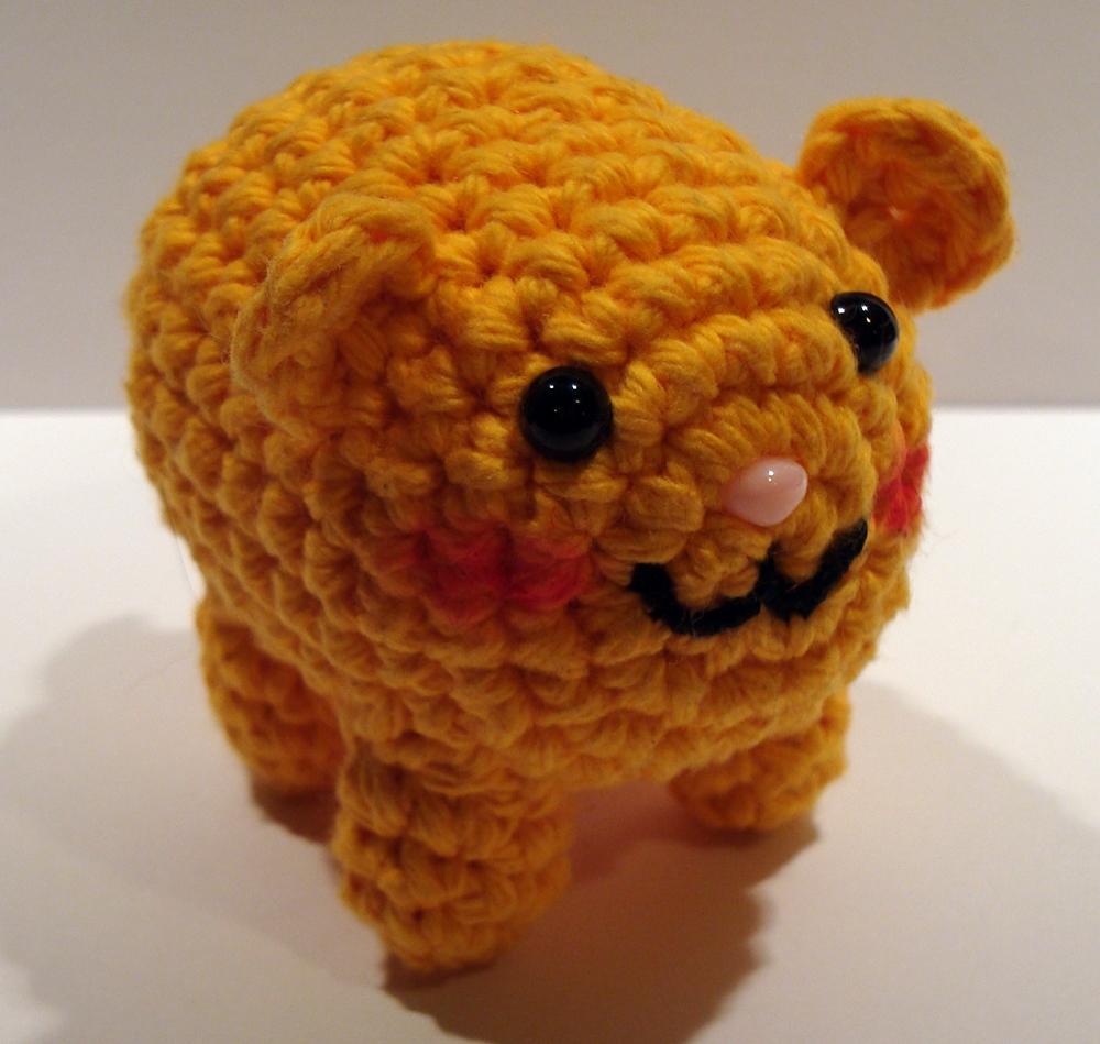 Free Nerdy Amigurumi Patterns : Nerdigurumi - Free Amigurumi Crochet Patterns with love ...