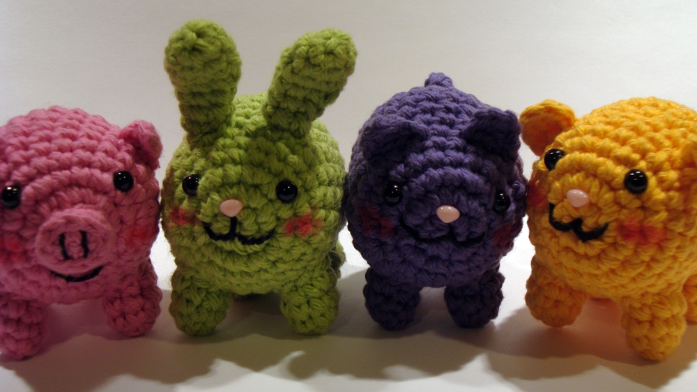 free crochet amigurumi animals pattern Car Tuning
