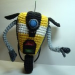 Borderlands 2 - Claptrap (CL4P-TP)