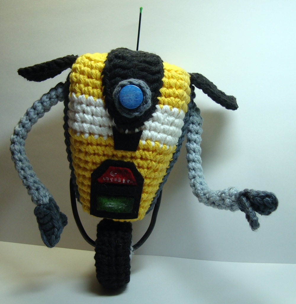 Amigurumi Fan Club Minion : Nerdigurumi - Free Amigurumi Crochet Patterns with love ...
