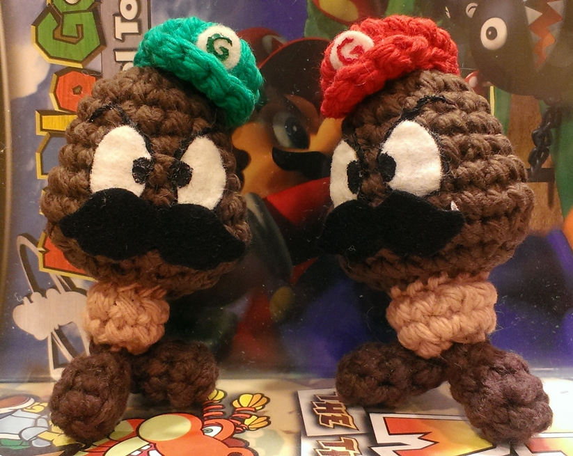 Free Kawaii Amigurumi Patterns : Nerdigurumi free amigurumi crochet patterns with love for the