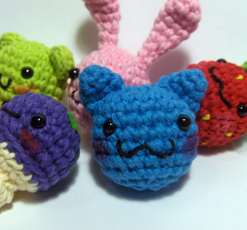 Nerdigurumi Free Amigurumi Crochet Patterns With Love For The